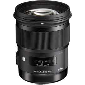 Sigma 50mm 1.4 art lens for nikon dslr