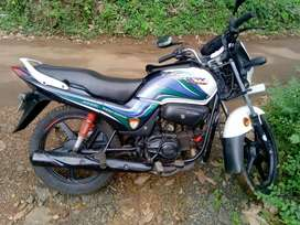 Good condition, power self , clean and neat , spl  , smooth engine.