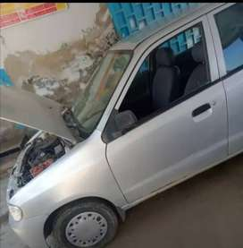 SUZUKI ALTO 2008 MODEL IN JUST 100000 ON EASY INSTALLMENT