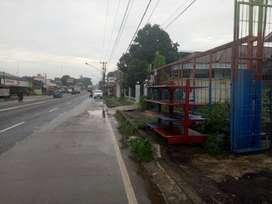 Tanah Cocok Untuk Ruko or Usaha Jalan Bypass Jomin Kota Baru Kawarang