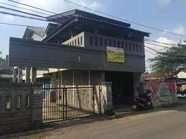 DIJUAL Rumah Kos dan Ruang Usaha dekat pasar Cileungsi