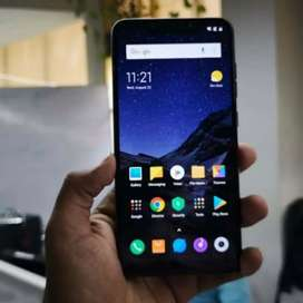 MI POCO F1 6gb 64GB excellent condition only 7 month old