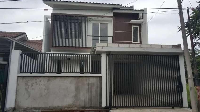 Rumah 2 lantai di kahuripan nirwana sidoarjo
