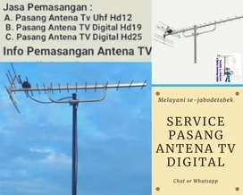 Workshop Pasang Baru Antena Tv Led Biar Jernih Klapanunggal
