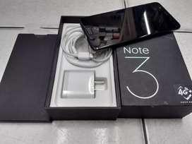 Mi Note 3 Ram 6/128GB