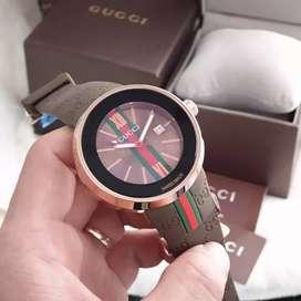 Jam tangan GUCCI UNIQUE REF1142 Box Original set
