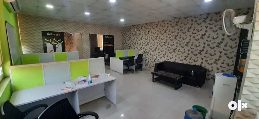 Sector 63, fully furnished office