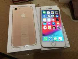 Iphone 7 32GB Gold Fullset