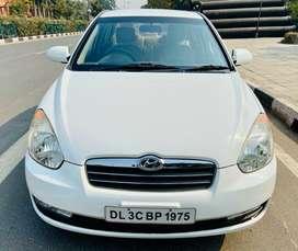 Hyundai Verna i ABS, 2010, Petrol