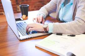 I need fresher Content Writer (Urgent) who works from home.