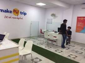 MakeMytrip Hiring for Counter Sales/CCE/Backend jobs in Delhi/NCR.  Qu