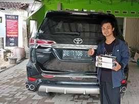 SOLUSI kenyamanan mobil anti LIMBUNG dg Peredam Guncangan BALANCE
