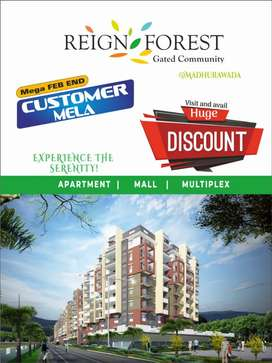 Huge discount on luxurious gated community at Madhurawada
