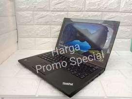 Nego Aja//Lenovo Thinkpad T410i//Core i3-Ram 4