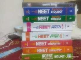 Neet obj (phy, che, bio), MTG fingertips & errorless biology