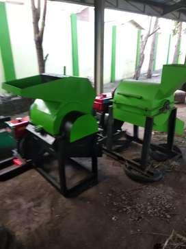 Mesin pencacah plastik / mesin perajang plastik / pemotong plastik