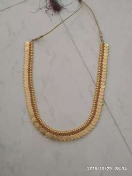 Laxmi yantra necklace neat no damage