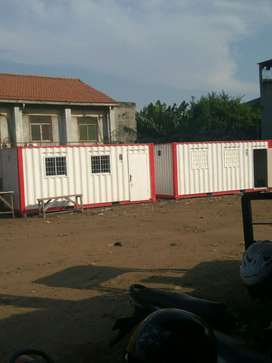 Container / kontainer office bekas murah