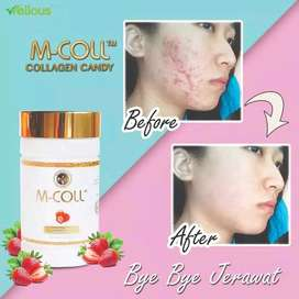 TERLARIS m-coll mcoll collagen candy original