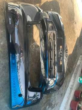 Bumper  belakang Jazz GE8 tipe S 2008-2010
