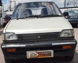 Maruti Suzuki 800 DX, 2004, Petrol