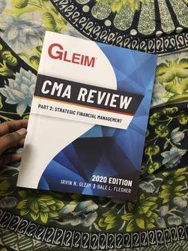 GLEIM CMA USA PART 2  software with textbook