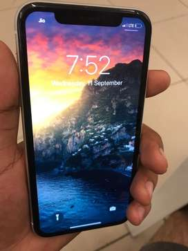 Iphone XR 64gb 4 months old