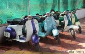 Vijay super old scooter for sale