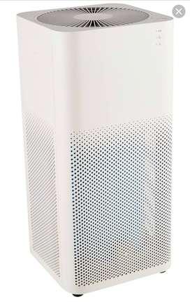 Mi 2 AC M2 AA Portable Room Air Purifier (White)