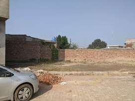 2 commercial plots one marla each in main market at Faisalabad.