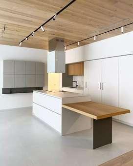 Kontraktor interior apartemen rumah office cafe restauran showroom dll