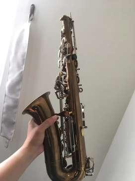 Saxophone alto bundy 2 muluss langka