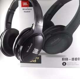 HEADPHONE BLUETOOTH JBL BB801 - BISA COD