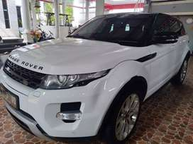 Range Rover Evoque Dinamic luxury