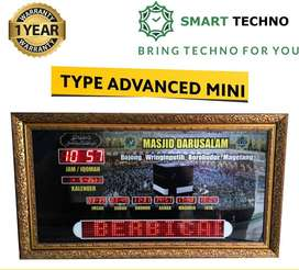 Harga Terjangkau JAM DIGITAL MASJID SMART  Tipe Advanced Mini