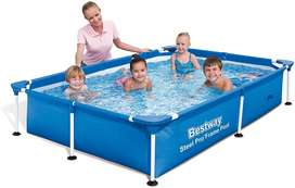 7in1 Set Splash Frame Pool Bestway