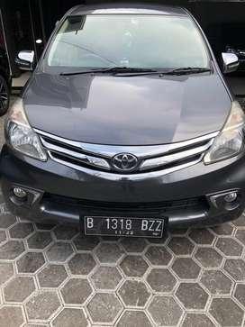 Jual Toyota Avanza 2012 1.3 G A/T
