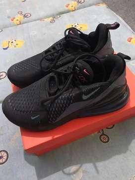 Nike air max 270 ungu purple dark