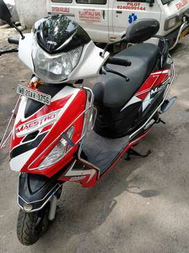 Hero mestro scooty  for sell