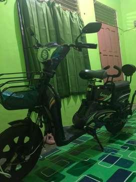 sepeda listrik luxury