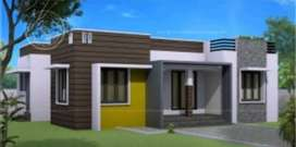 Pramadom # 9 Cents Land With 3bhk Home # Price: 43 Lakh