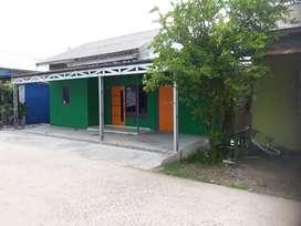 Disewakan rumah kontrakan Rp750.000/bulan