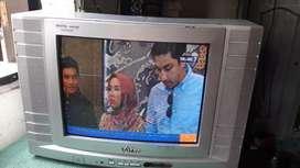 Tv 14 inch merk Votre normal siap pakai tanpa kendala