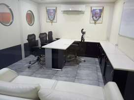 2500sq, feet well furnished corporate office for rent..