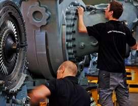 urgent vacancy production  & maintenance