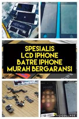 Batre iphone lcd iphone servis iPhone solo cepat murah bergaransi