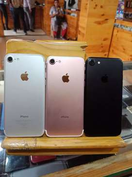 Iphone 7 32gb in all color