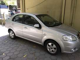 Chevrolet Aveo Car Limited edition