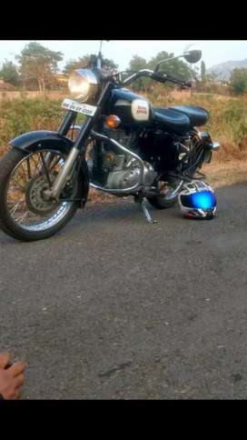 Well maintained single handed driven no work in bike