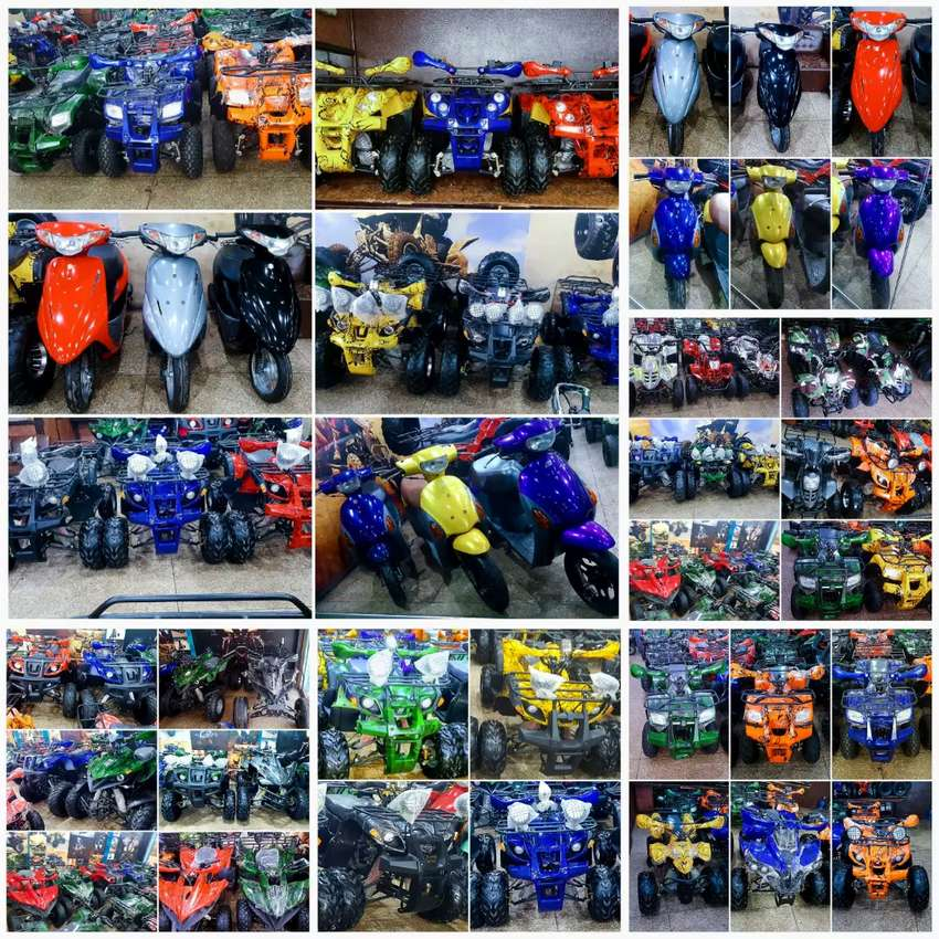 House full verity of atv bike QUAD for sell deliver all Pakistan 0
